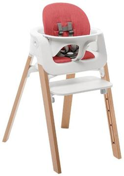 Stokke Steps Children's Highchair - Red