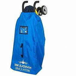 Stroller Travel Bag - Gate Check Bag For Umbrella 45x12x16 -