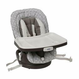 Graco Swivi Seat 3-in-1 Booster High Chair, Abbington