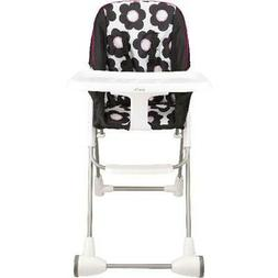 Evenflo Symmetry Flat Fold High Chair, Marianna