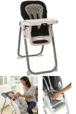 Table Fit Infant High Chair Baby Toddler Child Convertible 8