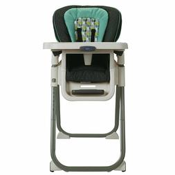 Graco High Chair: Botany Collection | Tablefit | Green/Teal
