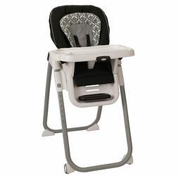 Graco TableFit High Chair, Rittenhouse Black/White