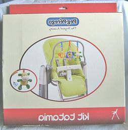 Peg Perego Tatamia High Chair Accessory Kit in Azurro