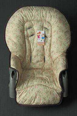 The seat pad cover for high chair Graco Blossom