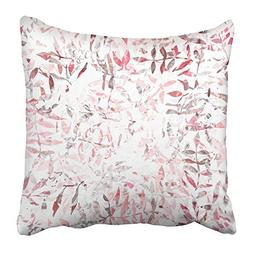 Emvency Throw Pillow Covers Print Colorful Beautiful Waterco