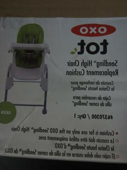 OXO Tot Seedling High Chair Replacement Cushion - Green