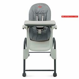 OXO Tot Seedling High Chair, Graphite/Dark Gray