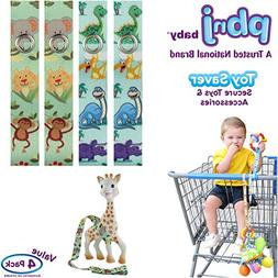 PBnJ baby Toy Saver Strap Holder Leash Secure Accessories Di