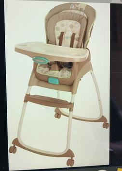 Ingenuity Trio 3-in-1 Deluxe High Chair-Sahara Burst