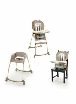 Ingenuity Trio 3-in-1 High Chair and Booster - Sahara Burst