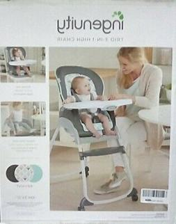 Ingenuity Trio 3-in-1 High Chair, Bryant