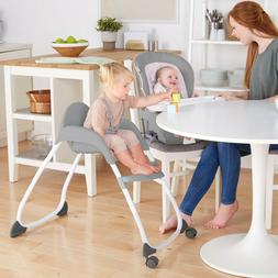Ingenuity Trio 3-in-1 High Chair, Flora the Unicorn