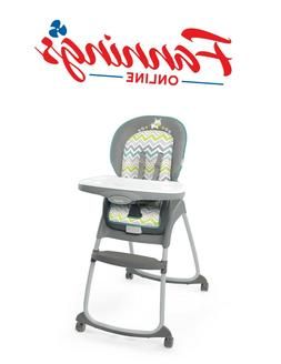 Ingenuity Trio 3-in-1 High Chair,Ridgedale,High Chair,Toddle