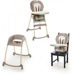 Ingenuity Trio 3-in-1 High Chair - Sahara Burst