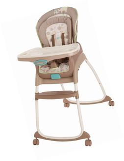 Ingenuity Trio 3-in-1 High Chair - Sahara Burst -, Toddler,