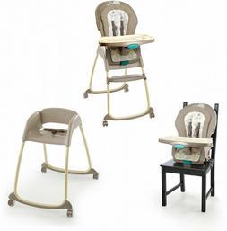 Ingenuity Trio 3-in-1 High Chair - Sahara Burst - High Chair