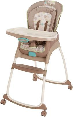 Ingenuity Trio 3-in-1 High Chair, Sahara Burst, High Chair,