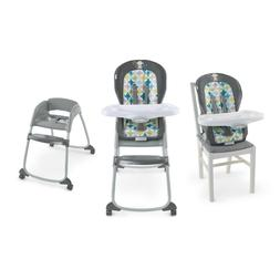 Ingenuity Trio 3-in-1 Moreland High Chair Baby Feeding Boost
