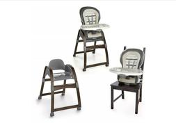 Ingenuity Trio 3-in-1 Wood High Chair Highchair - Tristan Ge