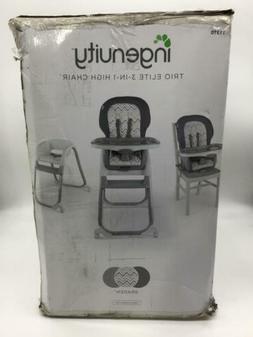 Ingenuity Trio Elite 3-in-1 High Chair – Braden - High Cha