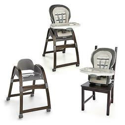 Ingenuity Trio 3-in-1 Wood High Chair - Tristan - High Chair