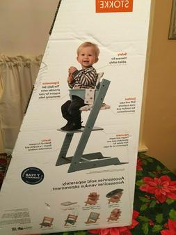 Stokke Tripp Trapp Baby High Chair WhiteWash
