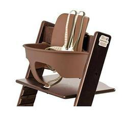 tripp trapp baby set walnut brown accessory