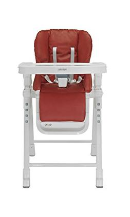 Inglesina Gusto HighChair - Fast and Easy Adjustable Baby Hi