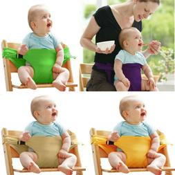 Xbes Portable Baby Travel High Chair Booster Safety Seat Str
